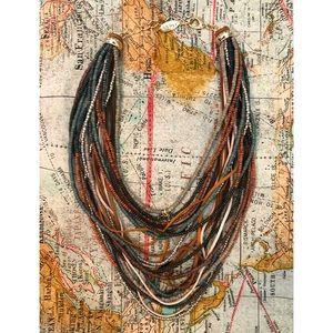 cнιcσѕ - Bohemian Layered Necklace